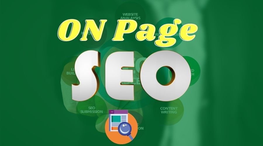 ON PAGE SEO কি