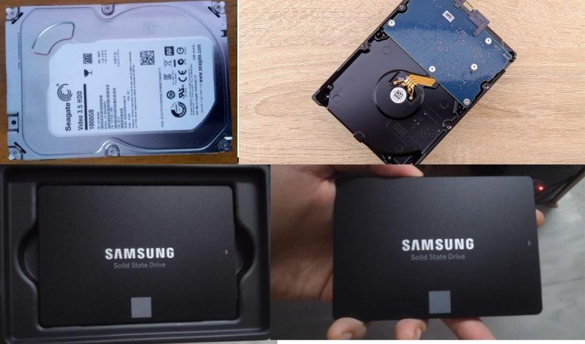 SSD ও HDD এর মধ্যে পার্থক্য?